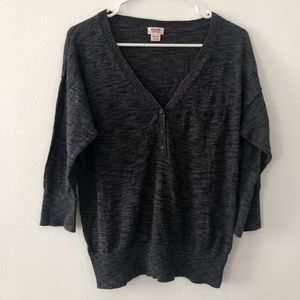Mossimo   Vneck Pullover Sweater